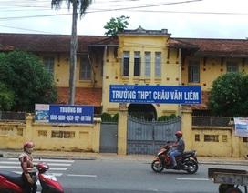 Cần Thơ tạm dừng dự án xây mới ngôi trường gần trăm tuổi