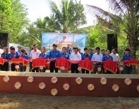 Khởi công xây dựng khu tưởng niệm anh hùng liệt sĩ Trần Văn Ơn