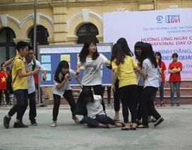 Hà Nội: Học sinh được học cách phòng ngừa, ứng phó với bạo lực học đường