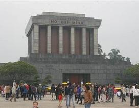 Hà Nội: Đông nghẹt người đi chơi dịp đầu năm mới