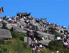 Yên Tử đã sẵn sàng đón hàng triệu khách du lịch