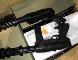 Tuồn hàng nghìn khẩu súng bắn đạn nhựa về Thủ đô