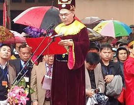 Khai hội Kinh Dương Vương - đức vua Thủy tổ Việt Nam