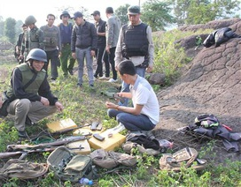 Nổ súng tiêu diệt 1 đối tượng trong nhóm vận chuyển 160 bánh ma túy