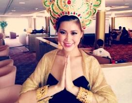 Miss Teen Diễm Trang hóa thân thành thiếu nữ Brunei kiều diễm
