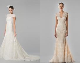 Những chiếc váy cưới đẹp như mơ của Carolina Herrera