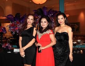 Chị em Thúy Hằng - Thúy Hạnh quyến rũ trong đêm Luxury night