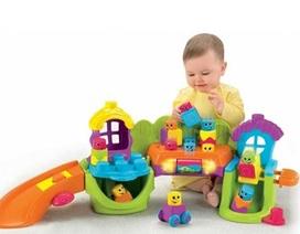 Bật mí địa chỉ mua đồ chơi an toàn cho bé