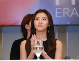 Cận cảnh vẻ đẹp hút hồn của Ha Ji Won tại Hà Nội