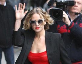 Jennifer Lawrence rực rỡ và cuốn hút