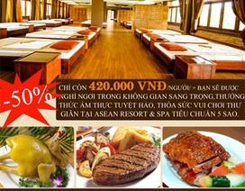 Asean Resort & Spa tri ân ngày nhà giáo Việt Nam 20-11