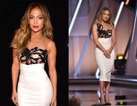 45 tuổi, Jennifer Lopez vẫn trẻ đẹp đáng kinh ngạc