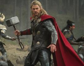 """""""Thần sấm"""" Thor là người đàn ông gợi tình nhất thế giới"""
