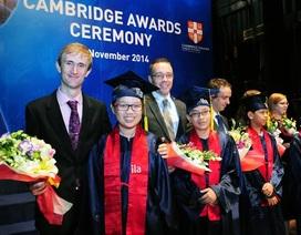 12.000 học viên nhận chứng chỉ Anh ngữ quốc tế Cambridge English