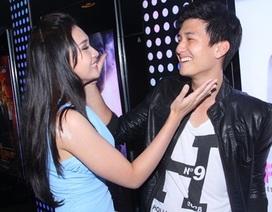 """Hotboy Huỳnh Anh: """"Tôi thích con gái da mịn như Hồng Ân!"""""""