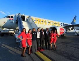AirAsia triển khai dịch vụ Wi-Fi trên máy bay
