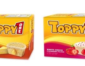 Sức hút khó cưỡng từ bánh Toppy1