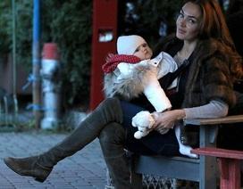 Con gái tỷ phú F1 vui vẻ nghỉ lễ Giáng sinh cùng gia đình tại Thụy Sỹ