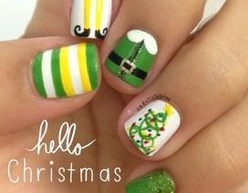 """Những màu móng tay cực """"độc"""" cho mùa Giáng Sinh"""