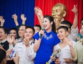 Hoa hậu Ngọc Hân và hành trình thiện nguyện đáng nhớ