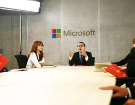 MV tuyển dụng của Microsoft tạo bão mạng với dàn sao trẻ tài năng