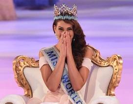 Cận cảnh nhan sắc tuyệt mỹ của tân Hoa hậu thế giới