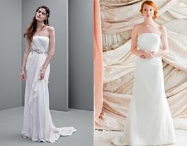 Những chiếc váy cưới tuyệt đẹp cho mùa xuân