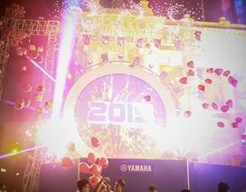 Những ấn tượng khó quên trong Lễ hội âm nhạc chào năm mới