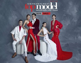 Cân tài top 5 Vietnam's Next Top Model