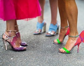 Những mẫu giày đẹp mắt của năm 2015