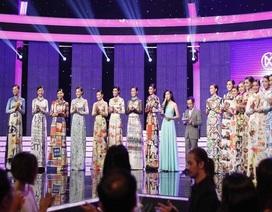 """Hoa khôi áo dài, ai sẽ giành vé đến """"Hoa hậu thế giới""""?"""