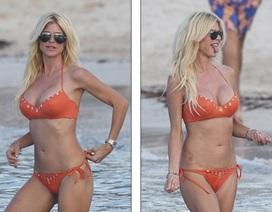 Người đẹp Thụy Điển - 40 tuổi vẫn bốc lửa