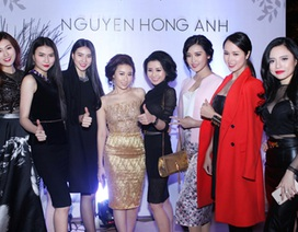 Dàn người đẹp sexy dự khai trương Spa Nguyễn Hồng Anh