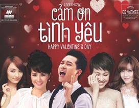 """""""Tuần lễ tình nhân"""" tại Hà Nội"""