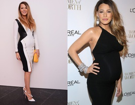 Minh tinh Hollywood tái xuất hoàn hảo sau khi sinh con 1 tháng