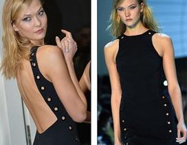 Siêu mẫu cao 1,85m đẹp quyến rũ tại tuần lễ thời trang Paris