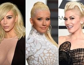 """Những """"sao"""" cực xinh với tóc bạch kim"""