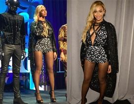 Beyonce bốc lửa dự tiệc