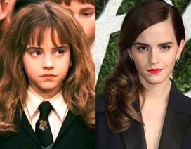 """""""Sao"""" phim Harry Potter xưa và nay"""