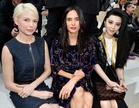 """Dàn """"sao"""" bự tới xem show của Louis Vuitton"""