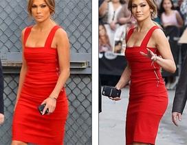 Jennifer Lopez trẻ đẹp đáng kinh ngạc ở tuổi 46