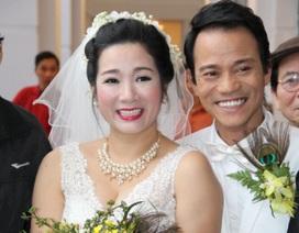 Thanh Thanh Hiền xúc động trong tiệc cưới