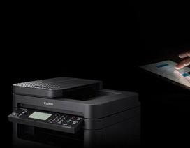 Canon ra mắt máy in đa năng MF Series thế hệ mới