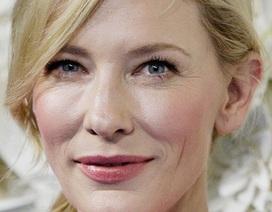 """""""Sao"""" Hollywood tự tin lộ nếp nhăn nơi khóe mắt"""