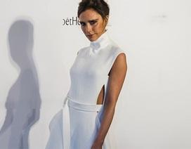 Victoria Beckham lạnh lùng dự sự kiện