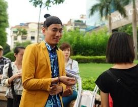Kiều Minh Tuấn tin vào tình yêu trên truyền hình thực tế