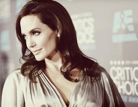 Angelina Jolie gây sốc khi tiết lộ đã cắt bỏ buồng trứng