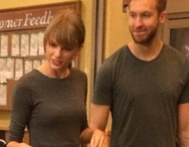 Taylor Swift lại có bạn trai mới