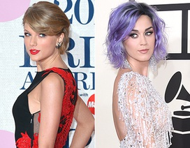 """Taylor Swift: """"Tôi không bao giờ bình luận về Katy Perry"""""""