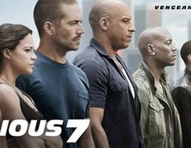 "Vừa ra mắt, ""Furious 7"" lập một loạt kỷ lục"
